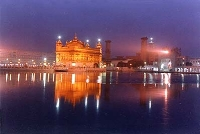 Harmandir Sahib - Golden Temple at dusk