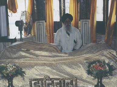 The first and original Guru Granth Sahib