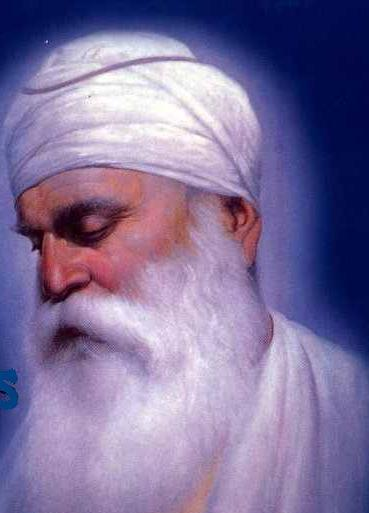 <b>Gian Dhian Kichh Karam Na Jana  Sar Na Jana Teri  Sabb Tey Vada Satgur Nanak  Jin Kai Rakhi Meri</b> <br> <br>I know no Gian (Divine Knowledge), Dhian (Meditation) and Karma philosophy (virtuous deeds). I do not know your true greatness. But I know one thing that my Satguru (True Guru) Nanak is the Greatest of all who has protected me in this Dark Age.