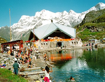 Sri Hemkund Sahib - The highed Gurdwara in the World