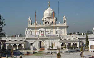 Khadoor Sahib - delcared as a holy town in honour of 2nd Sikh Guru Angad Dev Ji
