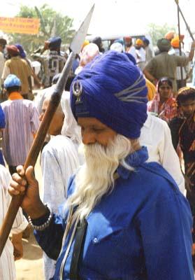 Warrior Sikh