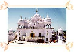 Sri Keshgarh Sahib in Anandpur