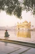 Harmandir Sahib like a postcard