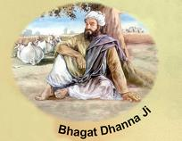 Bhagat Dhanna Ji