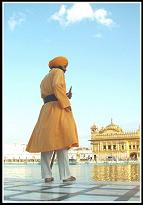 Guarding the Faith, Memories of Amritsar - The Golden Temple
