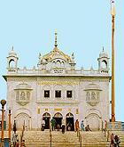 Sri Hazoor Sahib in Nandana, Mahrashtra