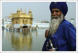 Warrior Sikh, Memories of Amritsar - The Golden Temple