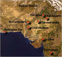 The Indus Valley civilization of Ancient India