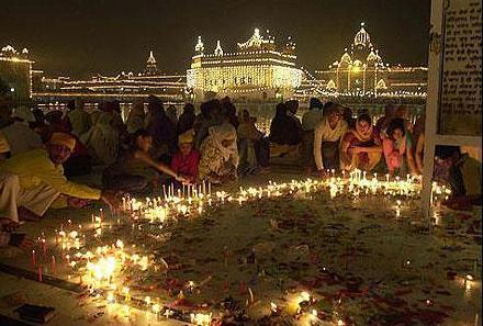 Diwali Greeting from Amritsar